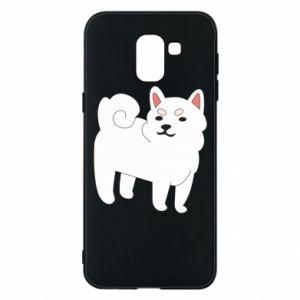 Etui na Samsung J6 Angry dog