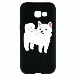 Etui na Samsung A5 2017 Angry dog