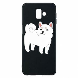 Etui na Samsung J6 Plus 2018 Angry dog