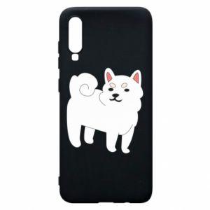Etui na Samsung A70 Angry dog