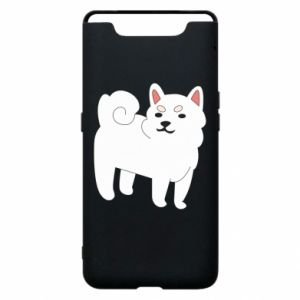 Etui na Samsung A80 Angry dog