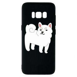 Etui na Samsung S8 Angry dog
