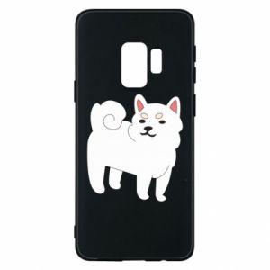 Etui na Samsung S9 Angry dog