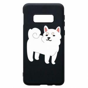 Etui na Samsung S10e Angry dog