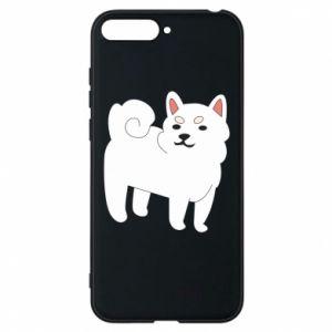 Etui na Huawei Y6 2018 Angry dog
