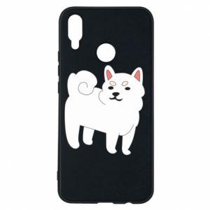 Etui na Huawei P Smart Plus Angry dog