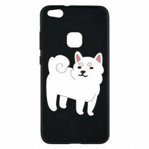 Etui na Huawei P10 Lite Angry dog