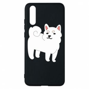 Etui na Huawei P20 Angry dog