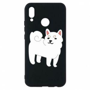 Etui na Huawei P20 Lite Angry dog