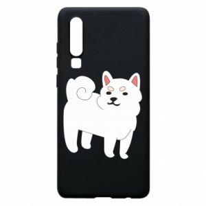 Etui na Huawei P30 Angry dog