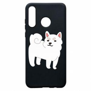 Etui na Huawei P30 Lite Angry dog