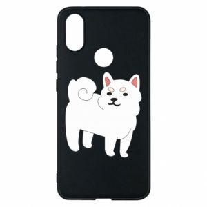 Etui na Xiaomi Mi A2 Angry dog