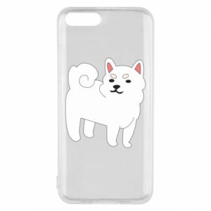Etui na Xiaomi Mi6 Angry dog