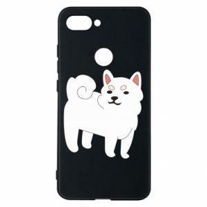 Etui na Xiaomi Mi8 Lite Angry dog