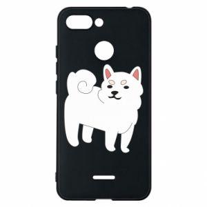 Etui na Xiaomi Redmi 6 Angry dog