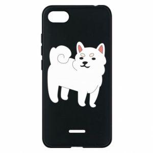 Etui na Xiaomi Redmi 6A Angry dog