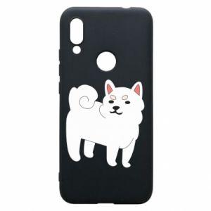 Etui na Xiaomi Redmi 7 Angry dog