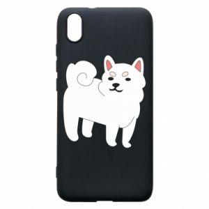 Etui na Xiaomi Redmi 7A Angry dog