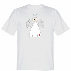 T-shirt Angel with heart