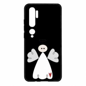 Etui na Xiaomi Mi Note 10 Anioł z sercem
