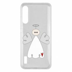 Etui na Xiaomi Mi A3 Anioł z sercem