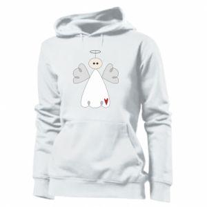 Damska bluza Anioł z sercem