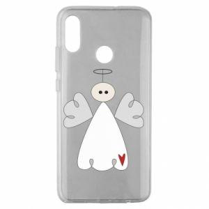 Etui na Huawei Honor 10 Lite Anioł z sercem