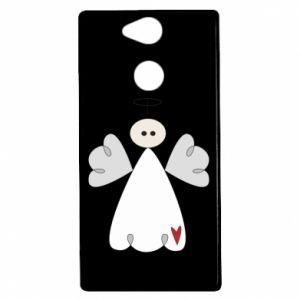 Etui na Sony Xperia XA2 Anioł z sercem