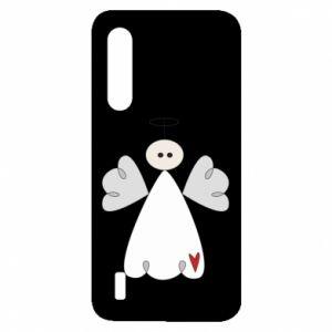 Etui na Xiaomi Mi9 Lite Anioł z sercem
