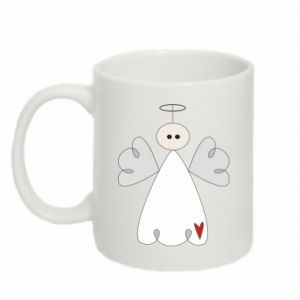 Mug 330ml Angel with heart