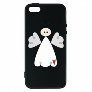 Phone case for iPhone 5/5S/SE Angel with heart