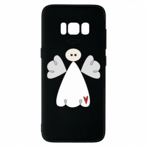 Phone case for Samsung S8 Angel with heart