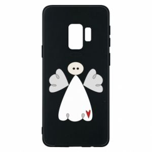 Phone case for Samsung S9 Angel with heart