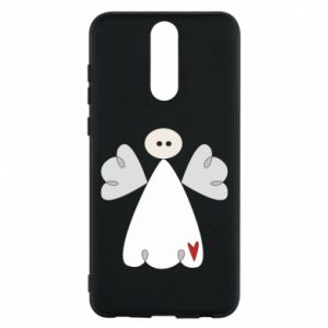 Phone case for Huawei Mate 10 Lite Angel with heart