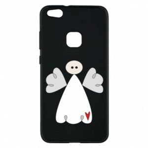 Phone case for Huawei P10 Lite Angel with heart