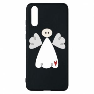 Phone case for Huawei P20 Angel with heart