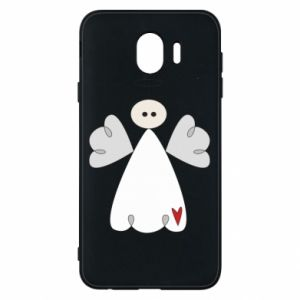 Phone case for Samsung J4 Angel with heart