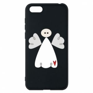 Phone case for Huawei Y5 2018 Angel with heart