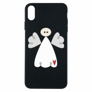 Phone case for iPhone Xs Max Angel with heart