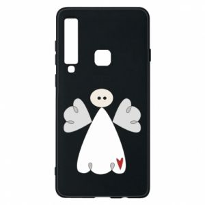 Phone case for Samsung A9 2018 Angel with heart