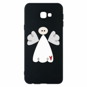 Phone case for Samsung J4 Plus 2018 Angel with heart