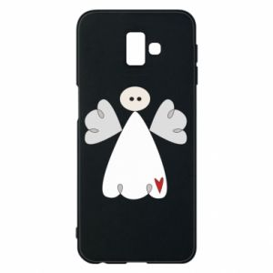 Phone case for Samsung J6 Plus 2018 Angel with heart