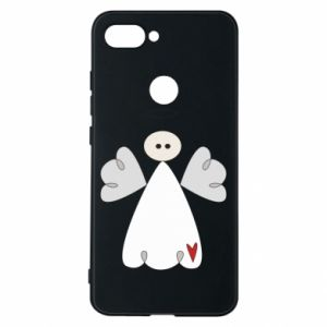 Phone case for Xiaomi Mi8 Lite Angel with heart
