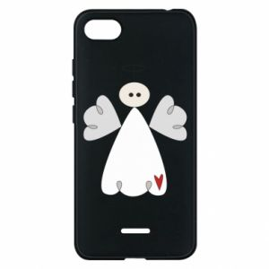 Phone case for Xiaomi Redmi 6A Angel with heart