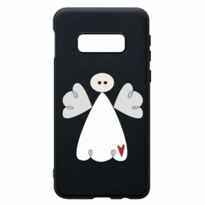 Phone case for Samsung S10e Angel with heart