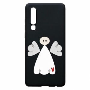 Phone case for Huawei P30 Angel with heart