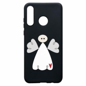 Phone case for Huawei P30 Lite Angel with heart
