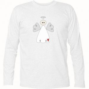 Koszulka z długim rękawem Anioł z sercem