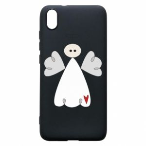 Phone case for Xiaomi Redmi 7A Angel with heart