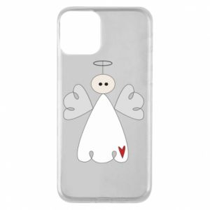 Phone case for iPhone 11 Angel with heart